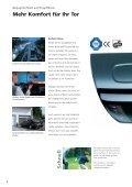 Normstahl Garagentor-Antriebe - Seite 2