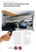 Normstahl Garagentor-Antriebe - Seite 4