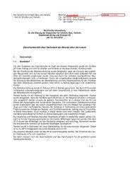 Zwischenbericht über Sachstand der Brücke über die Lesum (pdf ...