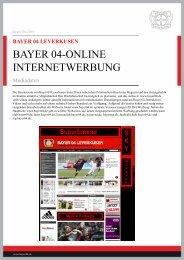 klick dich rein - Bayer 04 Leverkusen