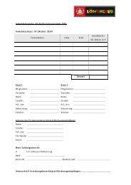 Download Anmeldung/Elternerklärung - Bayer 04 Leverkusen