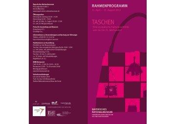 TASCHEN - Bayerisches Nationalmuseum