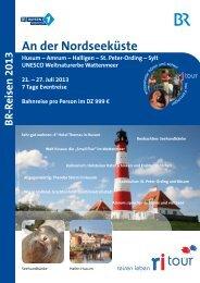 An der Nordseeküste - Bayern 1 Radioclub