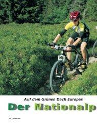 Nationalpark-Radweg (Publikation bike sport news) - Bayernbike