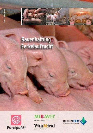 Sauen und Ferkel - BayWa AG