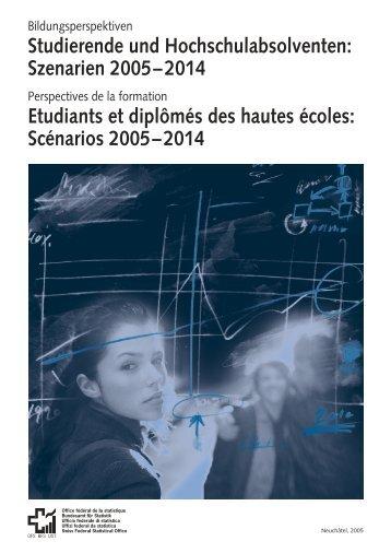 Studierende und Hochschulabsolventen: Szenarien ... - Bbaktuell