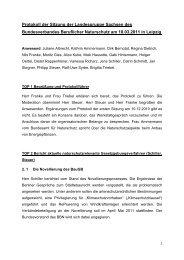 Protokoll der Sitzung der Landesgruppe Sachsen des ...