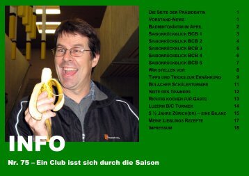 2.0MB - Badminton Club Bülach