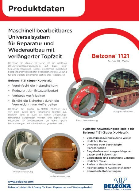 Belzona® 1121