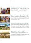 Jahresbericht mit Jahresrechnung 2009 - Schweizer Berghilfe - Page 4