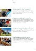 Jahresbericht mit Jahresrechnung 2009 - Schweizer Berghilfe - Page 5