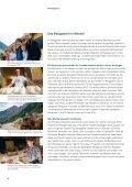 Jahresbericht mit Jahresrechnung 2009 - Schweizer Berghilfe - Page 6