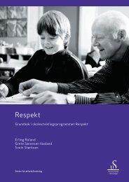 Grunnbok- Respekt - Bergen kommune
