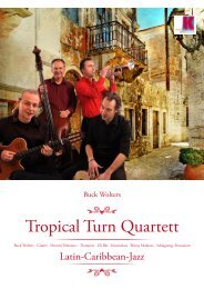 Tropical Turn Quartett - Bergkamen