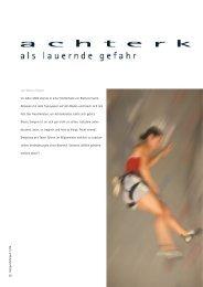 von Walter Siebert Im Jahre 2000 stürzte in einer ... - Bergundsteigen