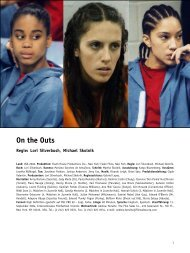 On the Outs.p65 - Berlinale