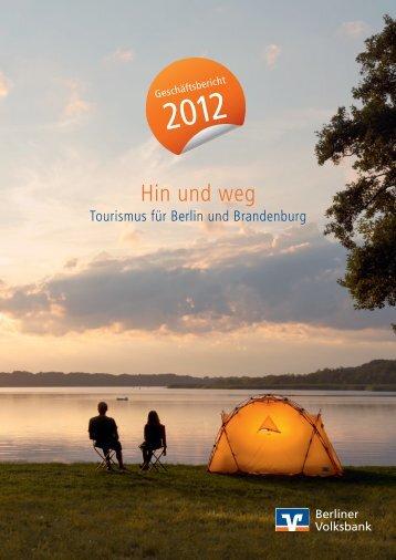 Hin und weg - Berliner Volksbank