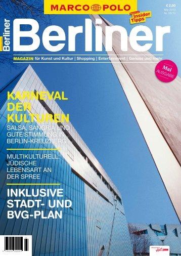 KARNEVAL DER KULTUREN - Berliner Zeitung