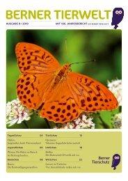 Ausgabe 1/2010 - Berner Tierschutz