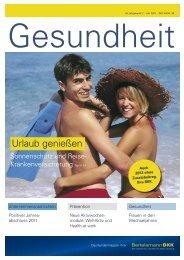 GESUNDHEIT 2012-02 Juni.pdf, Seiten 13-24 - Bertelsmann BKK