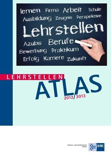 lehrstellenatlas2012.. - bei den Berufskollegs der StädteRegion ...