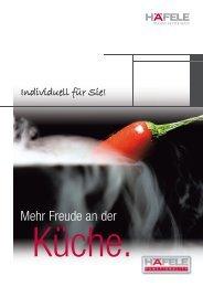 Mehr Freude an der Küche - Beschlaege-online.ch