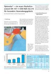 Artikel herunterladen - beton informationen