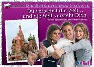 im Mai mit Russisch - BFI Oberösterreich
