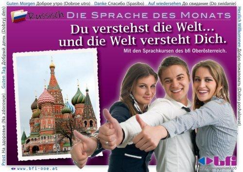 Im Mai Mit Russisch Bfi Oberösterreich