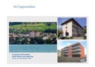 Investoren Präsentation Swiss Equity real estate day - bfw ...