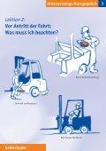 Gabelstapler - Fleischerei-Berufsgenossenschaft - Seite 3