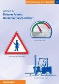 Gabelstapler - Fleischerei-Berufsgenossenschaft - Seite 5