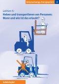 Gabelstapler - Fleischerei-Berufsgenossenschaft - Seite 6