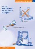 Gabelstapler - Fleischerei-Berufsgenossenschaft - Seite 7
