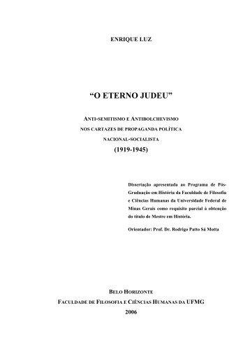 luz__enrique._o ... ta__o._hist_ria_fafich.pdf - Biblioteca Digital de ...
