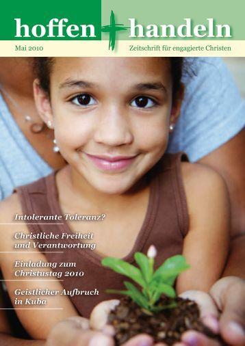 Mai 2010 - Evangelische Vereinigung für Bibel und Bekenntnis in ...