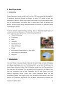 Selbstständige Vertiefungsarbeit Stefanie Pfister ... - Bienenlehrpfad - Seite 6