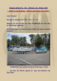 Bodensee Bulletin Nr. 120 - Mittwoch, 06. Oktober ... - Big-max-web.de