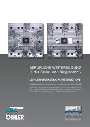 BERUFLICHE WEITERBILDUNG - Bihler