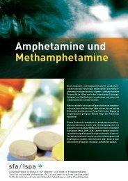 Amphetamine und Methamphetamine - bildungundgesundheit.ch