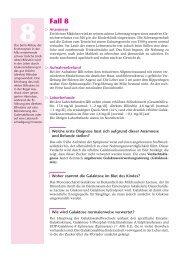 Leseprobe - Biochemie - Nachhilfe
