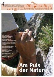 Am Puls der Natur - Biodiversitymonitoring.ch