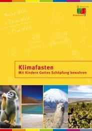 Klimafasten - Mit Kindern Gottes Schöpfung bewahren - Bistum ...