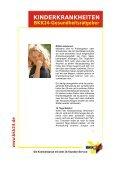 KINDERKRANKHEITEN - BKK 24 - Seite 6