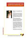 KINDERKRANKHEITEN - BKK 24 - Seite 7