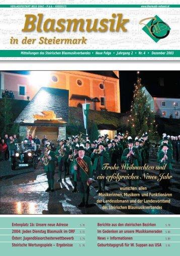 Ausgabe IV.pdf / 1 563 486 Byte - Steirischer BLASMUSIKVERBAND