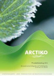 118131 Arctiko Tysk Katalog 2012.indd - Blanc-Labo SA