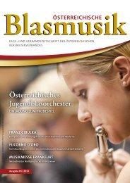 Online lesen - Österreichischer Blasmusikverband