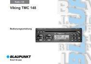 Viking TMC 148 - Blaupunkt