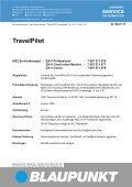 Technische Info 2006 - Blaupunkt - Page 4